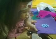 Kézműves foglalkozás - 2014. február 22.